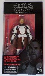 '.Clone Commander Obi-Wan Kenobi.'