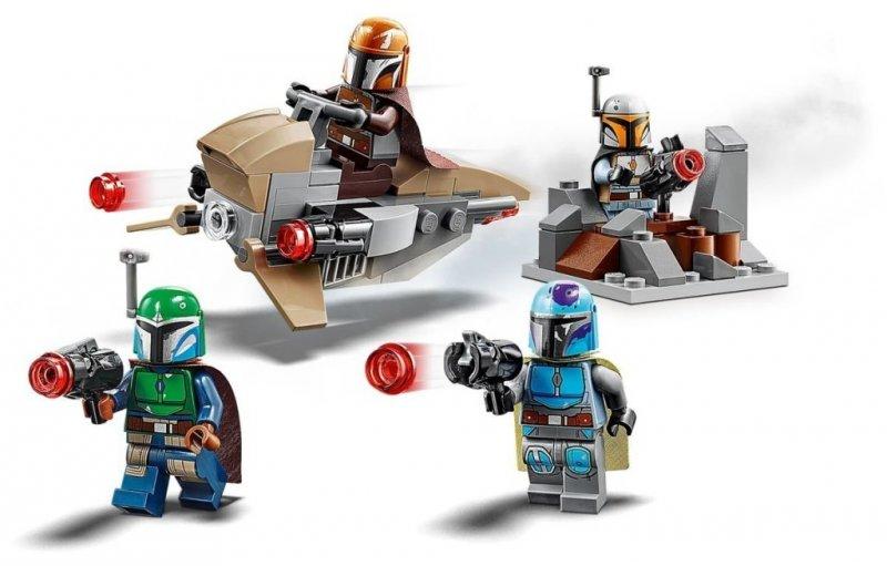 LEGO Mandalorian Battle Pack