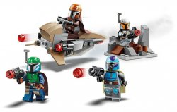 LEGO Star Wars Mandalorian Battle Pack 75267 minifigures