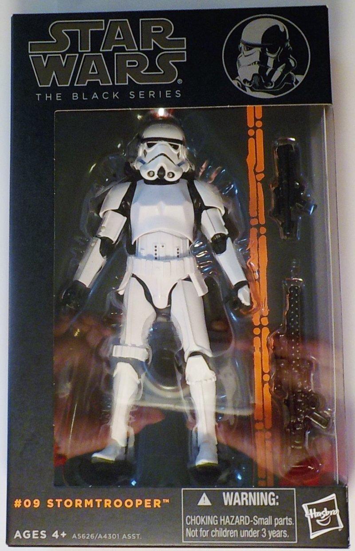 Star Wars Orange line 6 inch figure