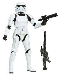 Star Wars ANH Black Series Stormtrooper 6 inch Figures orange line series 2014
