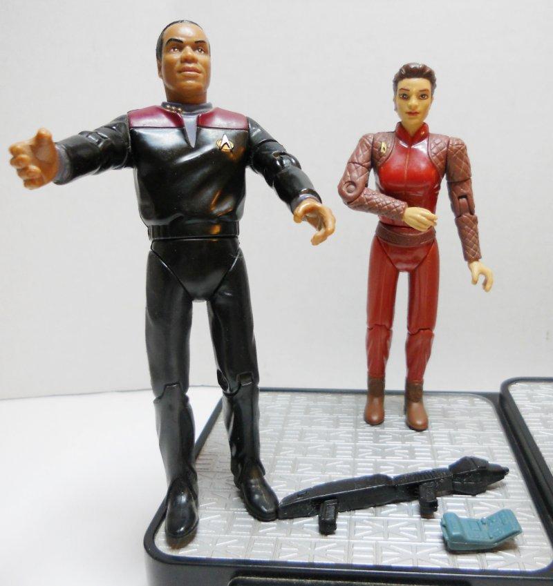 Star Trek Starfleet Playmates 1994