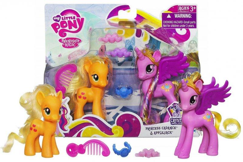 My Little Pony Crystal Princess Celebration Pony figures