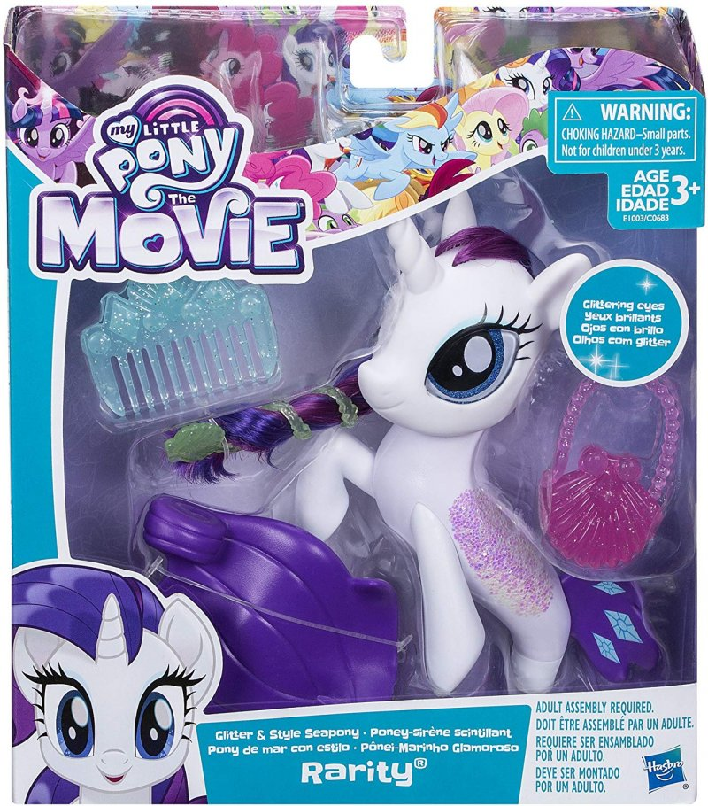 My Little Pony The Movie Glitter and Style