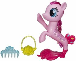 My Little Pony The Movie Glitter and Style Seapony Pinkie Pie