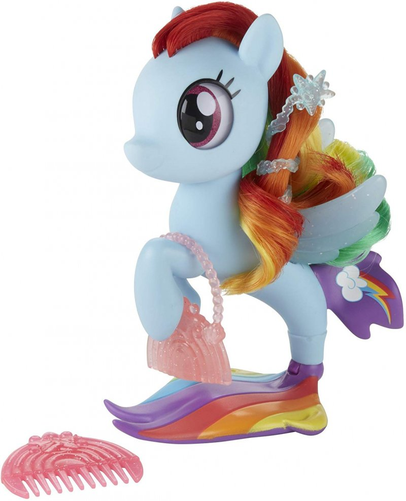 My Little Pony The Movie Glitter and Style 2017