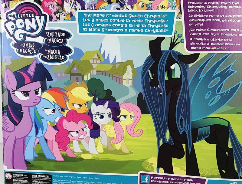 My Little Pony Friends and Foe JCPenney exclusive 2018
