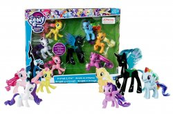 My Little Pony Friendship is Magic Friends and Foe exclusive