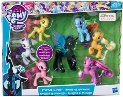 '.MLP Friends and Foe.'