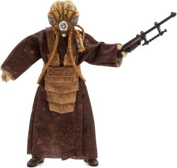 Star Wars Black Series Zuckuss Action Figure Exclusive