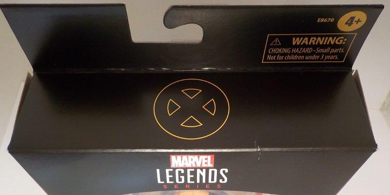 Marvel Legends X-Men figure exclusive 2020