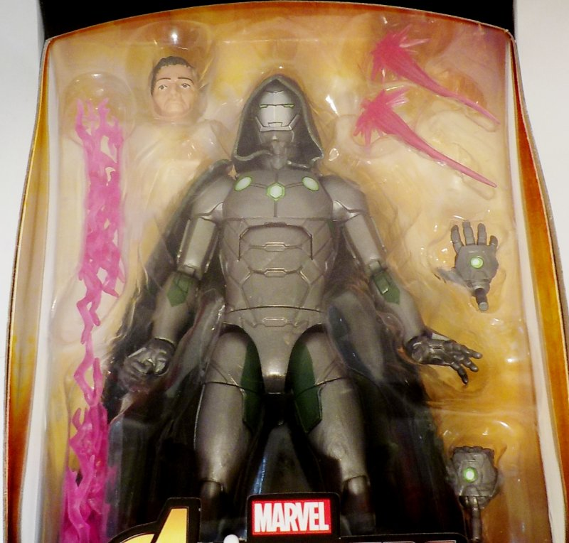 Marvel Legends Avengers action figure 2019 exclusive