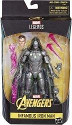 Marvel Legends Avengers Infamous Iron Man (Dr. Doom) figure 2019 exclusive