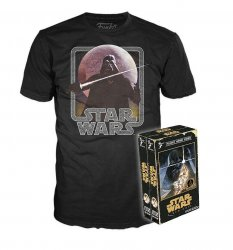 Funko Home Video Tees Star Wars A New Hope-XL Adult