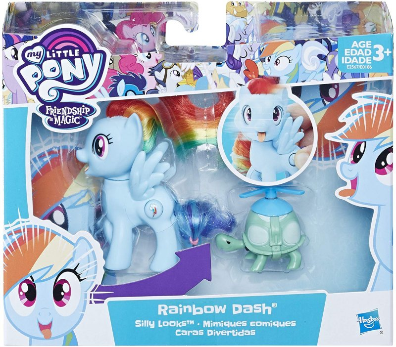 My Little Pony Silly Looks Friendship is Magic