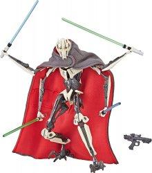 Star Wars Black Series General Grievous Delux D1 figure