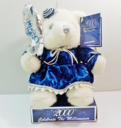 Celebrate the Millennium Keepsake Bear 2000 limited ed DanDee