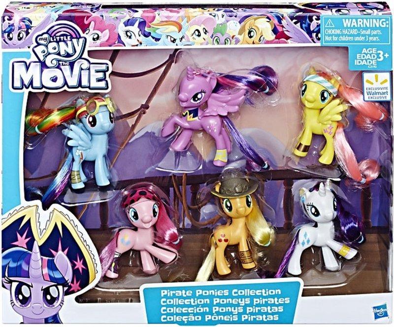My Little Pony, The Mane 6