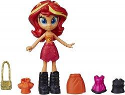 My Little Pony Equestria Girls Fashion Squad Sunset Shimmer mini Potion Doll