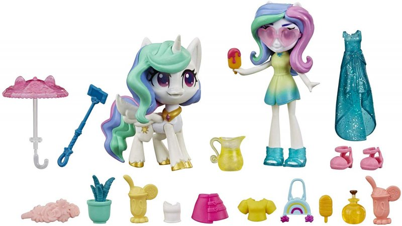 My Little Pony Equestria Girls Potion Princess Set