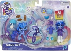 '.Princess Luna doll & pony.'
