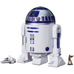 Star Wars Micro Machines R2-D2 playset The Force Awakens