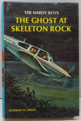 The Hardy Boys #37 The Ghost At Skeleton Rock by Franklin W. Dixon RT PC