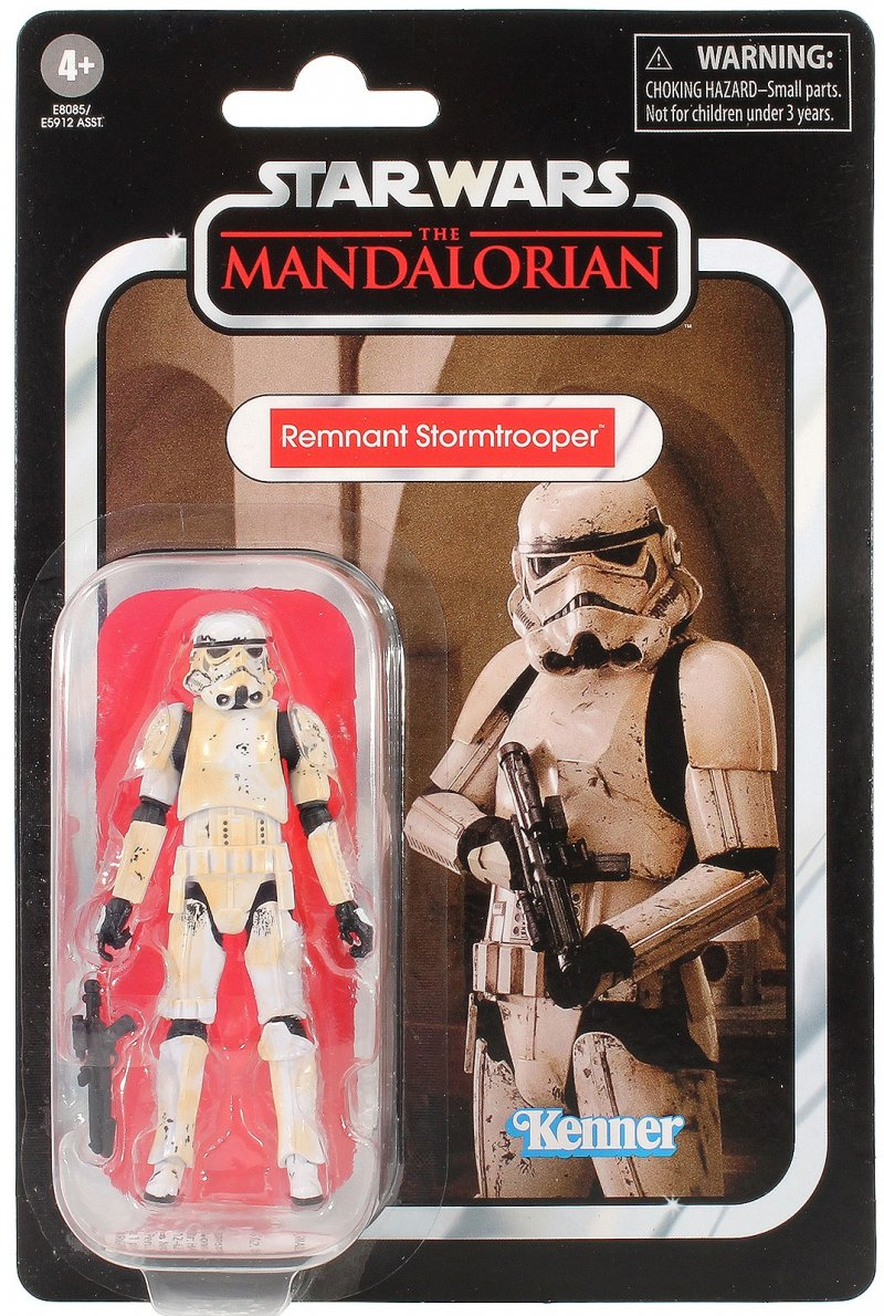 Star Wars The Vintage Series The Mandalorian (Stock)
