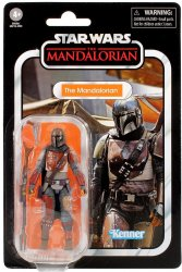 Star Wars The Vintage Collection No 166 The Mandalorian 3.75 in action figure