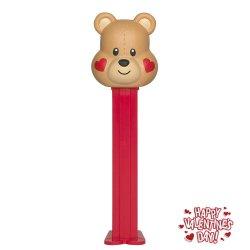 PEZ Valentine's Love Bear Dispenser 2020 Valentines Collection
