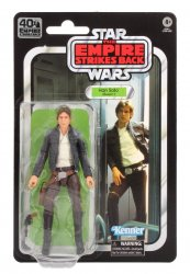 Star Wars 40th Anniversary Han Solo (Bespin) The Black Series 6 in figure