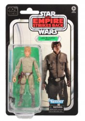 Star Wars 40th Anniversary Luke Skywalker (Bespin) Black Series 6in figure