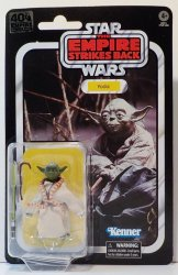 Star Wars 40th Anniversary Jedi Master Yoda (Dagobah) 6in scale Black Series