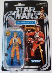 Star Wars ANH Luke Skywalker (X-Wing Pilot) VC158 3.75in figure