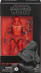 Star Wars Black Series Sith Jet Trooper #10 action figure 6 inch