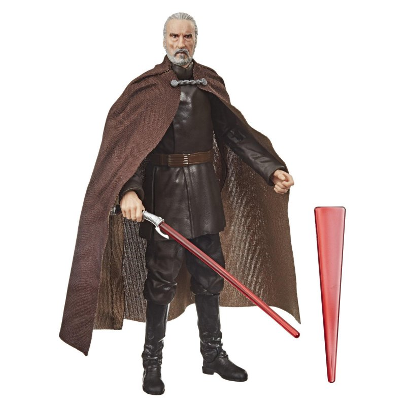 Star Wars The Black Series, Attack of the Clones