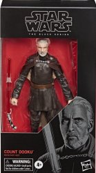 Star Wars AOTC Black Series Count Dooku #107 action figure 6 inch