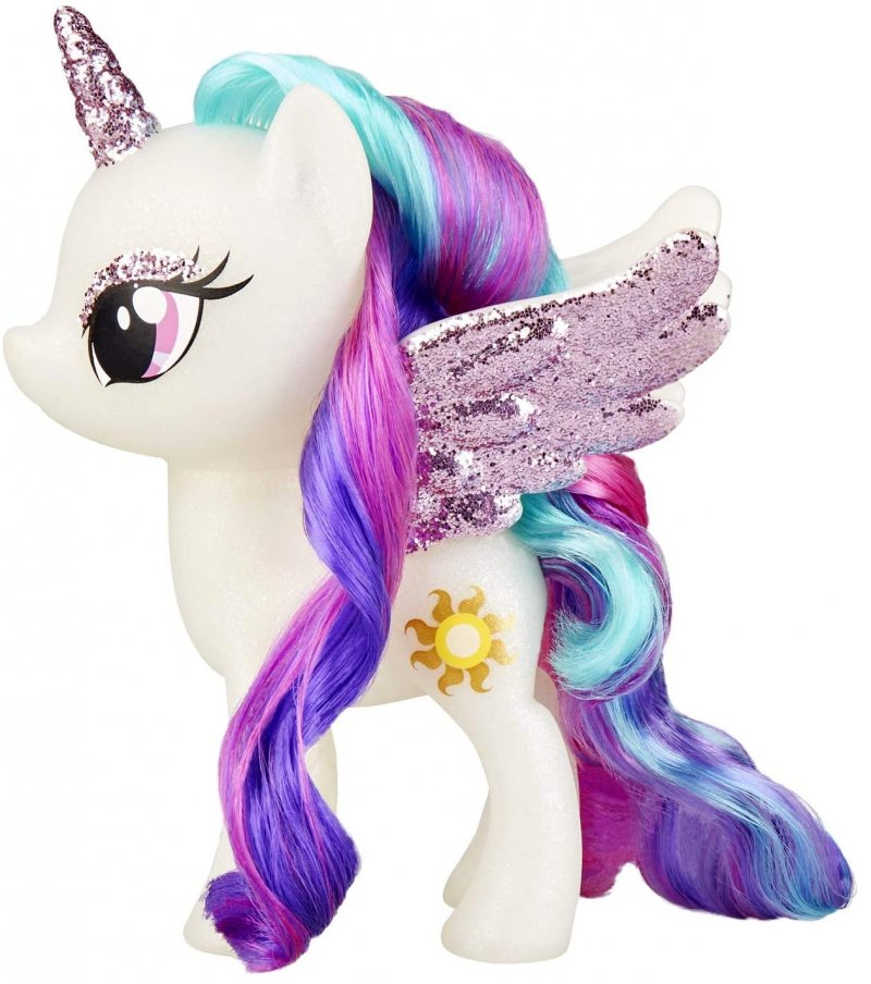 Sparkling My Little Alicorn Pony