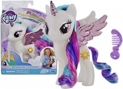 My Little Pony Toy Princess Celestia 6 inch figure sparkles