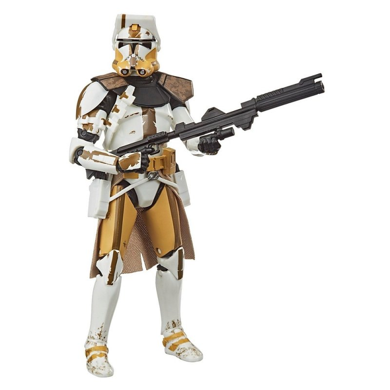 Star Wars The Black Series The Clone Wars action figure 6 in