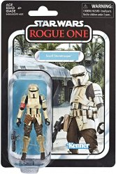 Star Wars Rogue One Scarif Stormtrooper VC133 3.75 in action figure