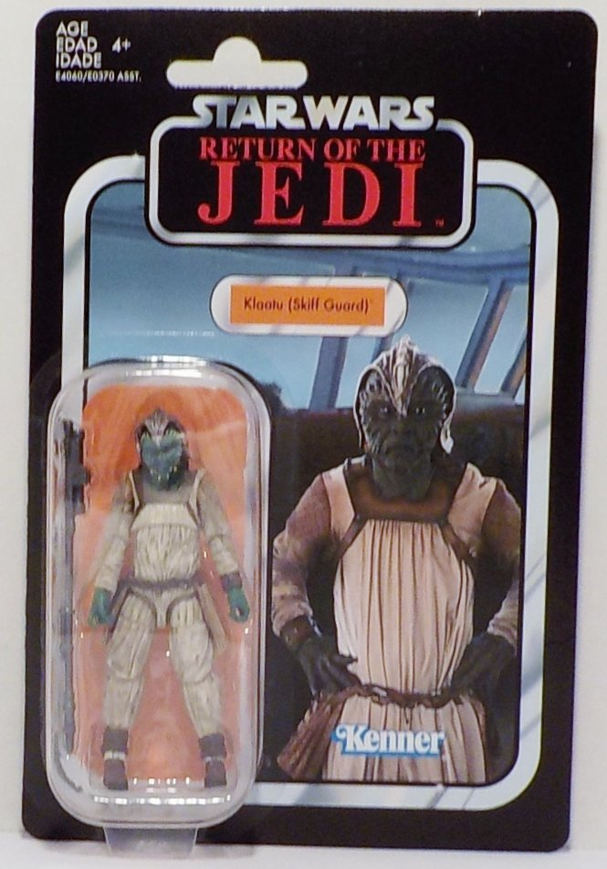 Star Wars Return Of The Jedi The Vintage Collection 3.75 inch figure