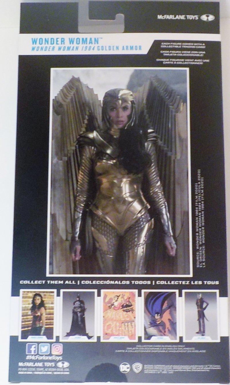 McFarlane Toys DC Multiverse Wonder Woman 1984 Action Figure