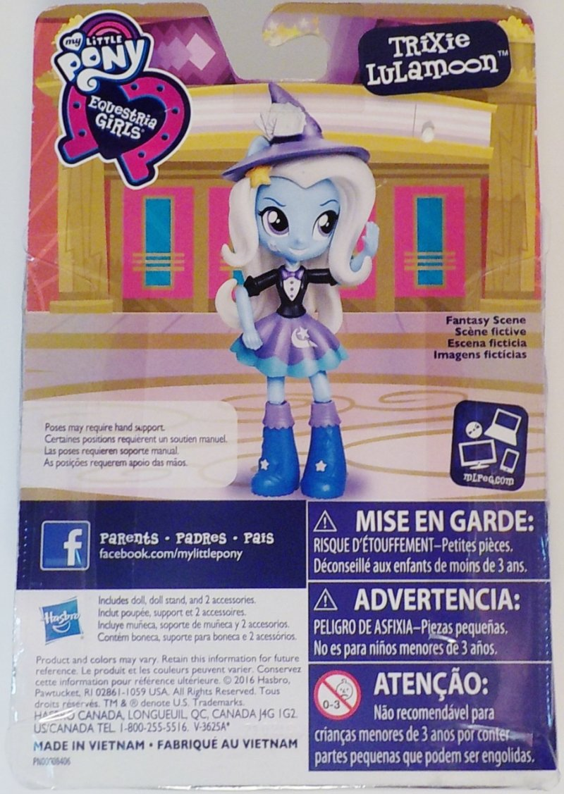 My Little Pony Equestria Girls Mall Collection 2016