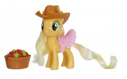 My Little Pony Applejack School of Friendship figure 2017