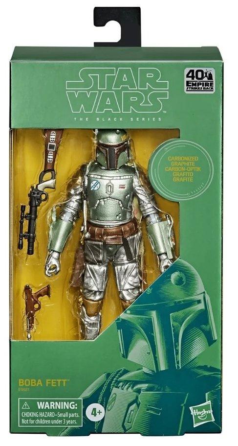 Star Wars The Empire Strikes Back 40th Anniversary The Black Series