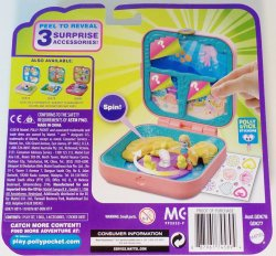 '.Mermaid Cove Compact Playset.'