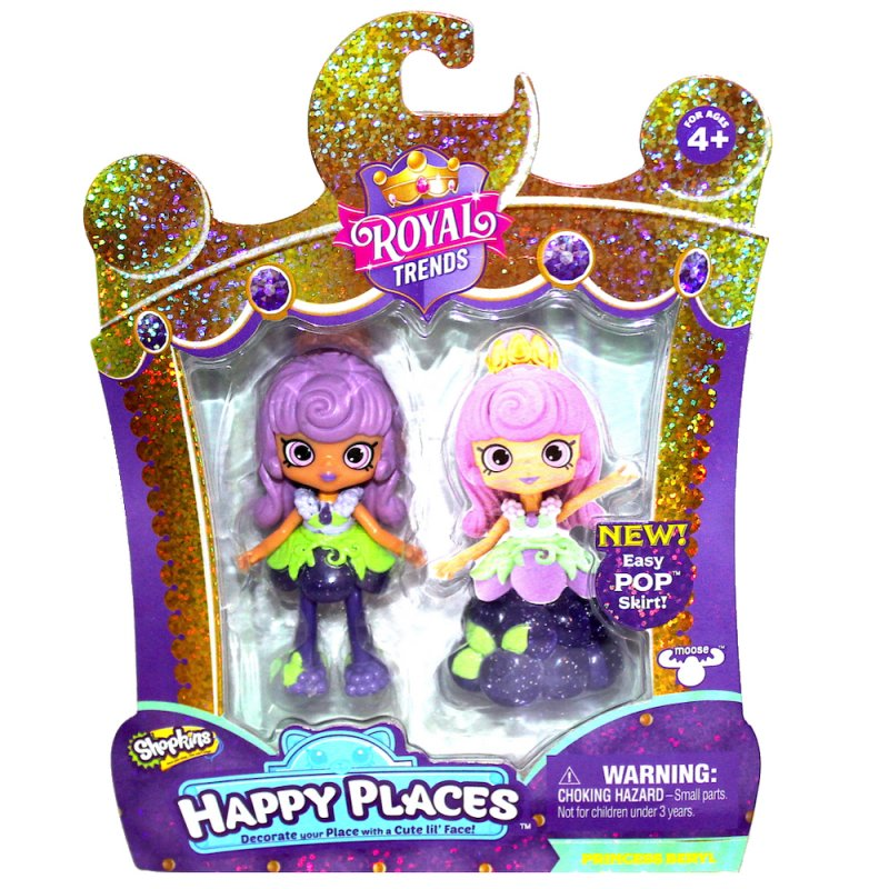 Shopkins Happy Places Royal Trends