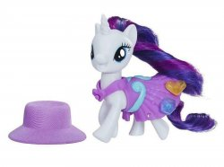 My Little Pony Magical School of Friendship Rarity dress up