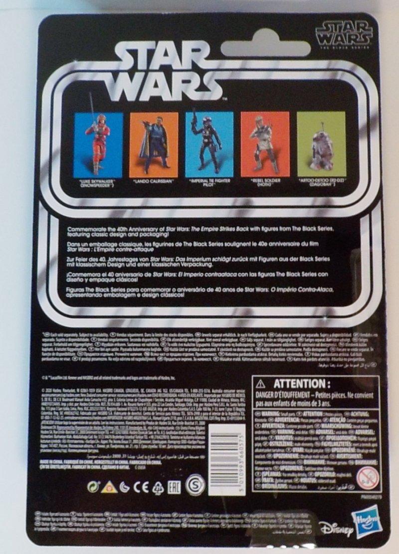 Star Wars The Black Series 40th Anniversary